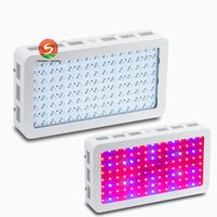 Wholesale Ir Chip Led - 2016 double chip LED grow light panel 1000W 1200W 9 Band Red Blue White UV IR Full Spectrum Led Plant Growing Lighting Lamps
