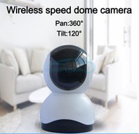 Wholesale Mini Dome Wireless Ip Camera - H320PW1 1080P Wirless Security IP Mini Surveillance Camera Night Vision CCTV Camera Wireless security camera mini speed dome AT