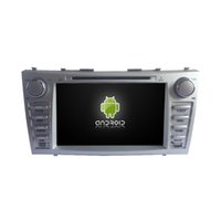 Wholesale Toyota Hdmi - Camry android car DVD with quad core A9,GPS, DVD, radio, RDS, WiFi, BT, Mirror link, USB, 3G, HDMI