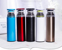 Wholesale nice materials - The new winter vacuum mugs 480ml water bottle Straight cup Inside 304 stainless steel material Multicolor and nice looking