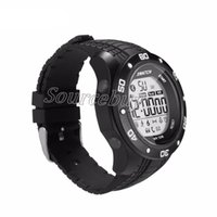 Wholesale Waterproof Stopwatch Backlight - Outdoor Sport Watch Xwatch Waterproof Stopwatch Backlight Dust-proof Night Visible Smart Bluetooth Watch For IOS Android Phone Retail Box