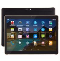 llamada touch tablet pc al por mayor-Al por mayor- 9.6 pulgadas MTK6592 Octa Core 2GB + 32GB Android4.4 3G Llamadas telefónicas Tablet PC, Dual SIM GPS OTG