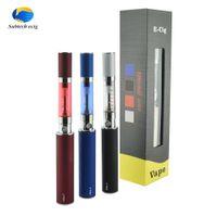 Wholesale Ego Kit B - Wholesale-New arrivals Electomic cigarette EGO T 3200mAh starter kit with Evod B atomizer big capacity Variable Voltage 3.2V-4.2V vape pen