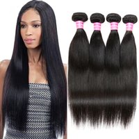 Wholesale top beauty brazilian hair for sale - Group buy Malaysian Virgin Human Hair Weave Health And Beauty Natural Black Bemiss Wet And Wavy Hair Bundles Malaysian Unprocessed Top Selling Items