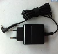 12v wandschalter großhandel-Wholesale-12V 1.5A AC Adapter Wand EU Stecker Ladegerät für Aspire Switch 10 SW5