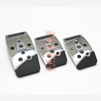 Wholesale Throttle Pedals - Wholesale-2016 hot pedals   momo pedals personality   modified aluminum throttle pedal Universal manual transmission