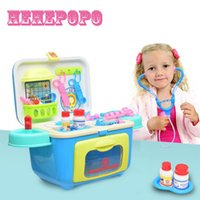 Wholesale Pretend Play Toy Children s Medical Toys New Doctor Toys Child s Simulation Medical Kit Classic Toys
