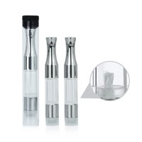 Wholesale Oem Pens - OEM BUD Touch metal tip Vaporizer thick oil Atomizer 510 Cartridge .5ml 1.0ml Smoking G2 atomizer For Lo preheating function pen
