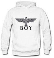 junge london adler sweatshirt großhandel-2017 Flut Marke Eagles Jungen London Hoodies Fishion Street Gedruckt Eagles Baumwolle Junge London Sweatshirt Marke Hoodies Mantel