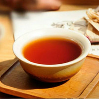 Wholesale Yunnan old warehouse premium cigarettes alcohol and guard Scent waft of puer tea g tao seven ripe Glutinous rice sweet ripe tea