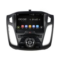 Wholesale Fit for FORD focus Android OS HD car dvd player gps radio G wifi bluetooth dvr OBD2 FREE MAP CAMERA with canbus