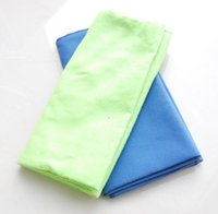 Wholesale Magic Dust Cleaning - Household Clean Towel Cleaning Cloth Kitchen Towels Wiping Dust Rags Magic Quick Dry Dish Cloth Free Shipping