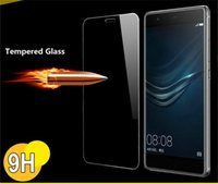 Wholesale alcatel idol x - For ZTE Alcatel LG X Power On5 HTC 530 Coolpad 2.5D 9H Tempered Glass with Retail Box for Zmax Pro z981 Warp 7 Idol 4 Fierce 4