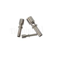 Wholesale flux nail online - Flux Titanium Nail mm or mm or mm