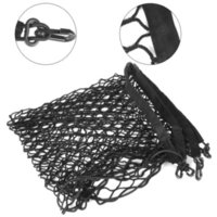Wholesale Trunk Storage Net - Universal Car Auto Back Rear Trunk Seat Elastic String Net Mesh Storage Bag Pocket Free Shipping