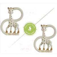 Wholesale Giraffe Teether Wholesaler - 2017 Baby Teether Giraffe teether BPA free 100% Food Grade natural rubber soft chewable baby teether