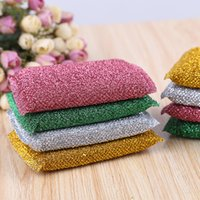 sponge cloth manufacturer - Manufacturers for sale from the sale of non oil sponge kitchen wash cloth four pieces of washing brush king