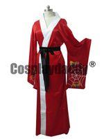 ingrosso costumi cosplay ciel nero cembalo-Black Butler Ciel Phantomhive Alois Trancy Costume kimono rosso F008