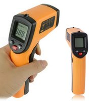 Wholesale Portable Kids Baby Digital Temperature IR Infrared Thermometer Gun Laser Body Thermometer