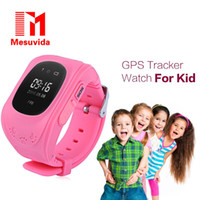 Q50 Smart Children Anti Lost GPS Tracker Watch для детей SOS GSM Мобильный телефон для IOS Android Smartwatch Wristband Alarm