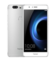Wholesale Dual Chip Android - huawei honor V8 all Netcom exquisite appearance, double 12 million pixel parallel lens, 5.7 inch FHD screen, equipped with unicorn 950 chip
