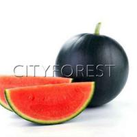 Wholesale Fruit Skins - Black Skin Watermelon Seeds 20 Pcs   Bag Very Sweet Easy to Grow Heirloom Fruit Seed Tasty High Yield