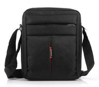 Wholesale Hot Sale High Quality Mens Bag Casual Man Business Messenger Oxford Shoulder Bags Travel Black Brown Sports Crossbody Flap