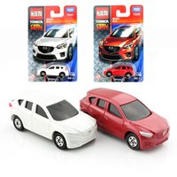 Wholesale Tomy Baby Toys - 2017 Tomy tomica miniature scale kids Mazda cx-5 diecast models race cars collection loose toys cheap baby hot wheels boys gift for children