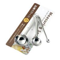 Wholesale Measuring Cups Spoons Set - New Arrival 3pcs set Kitchen Colourworks Measuring Spoons Measuring Cups Spoon Cup Baking Utensil Set Kit Measuring Tool CCA6404 50set