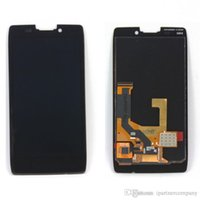 Per Motorola DROID RAZR HD XT926 Pannello LCD pieno Touch Screen Digitizer Vetro Assembly Touch Screen Digitizer