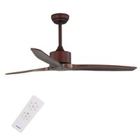 Wholesale Cheap G4 Led Bulbs - Hot sell cheap good quality 52-F3180-ORB decorative ceiling fans price made in Zhongshan Factory supply Solid wood blade