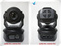 Wholesale Stage Lighting Moving Heads - 2pieces with flightcase 90w led spot moving head stage light 90w led moving head