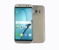 Wholesale Smartphone 8mp Camera Dual Sim - GLA 6.01 Goophone S8 Best Clone Version Phone MTK6580 1G Ram 8GB Rom 8MP Camera 1280*720 Pixels Show 4G ram 64G rom Smartphone