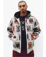 Wholesale Men Hoodi - Latest designer palace Hoodie Men Women Sup High Quality Hip Hop kanye yeezus Hoodie Sweatshirts Off White Abloh Virgil Pullover Vlone Hoodi