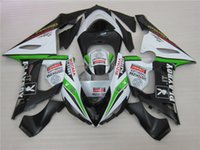 Wholesale Kawasaki Zx6r Fairings Playboy - HOT SALE! Playboy Bodywork set fairing kit for Kawasaki ZX6R fairings 2005 2006 Ninja 636 ZX-6R 05 06 Plastic parts