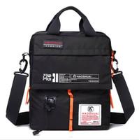 Wholesale Shoulder Bag Man Crossbody - Male Vertical Messenger Shoulder Crossbody Bag Top Handle Handbag Outdoor Waterproof Travel Casual Sports Bag For Men