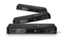 mobil wifi sistemi toptan satış-Toptan-Taşınabilir HD Mobil Projektör 1080 P Windows 10 IŞLETIM SISTEMI Wifi Video Ev Sineması Ofis Okulu için Bluetooth Multimedya Beamer