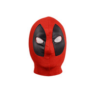 E-BAIHUI Nouveau Skull Ghost X-men Deadpool Punisher Deathstroke Masques Grim Reaper Balaclava Tactical Costume d'Halloween Full Face Mask 0065