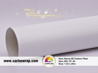 Wholesale Vinyl Wrap Prints - Full Color Printing Brushed Metal Vinyl 3D Carbon Fiber Heat Resistant Wrap