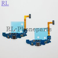 Wholesale Core Flex - DHL 100pcs lot Micro Charging Port Flex Cable Ribbon For Samsung Galaxy Core I8262 I8260 USB Dock Charger Connector Replacement