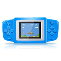 Nuovi caldi Mini Video Game Console Giochi elettronici a mano Retro gioco del mattone Consola De Jeu 268 giochi 2.5Inch Video Games Player
