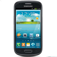 Wholesale Android Cell Phone S3 Mini - Original LCD Refurbished Samsung S3 MINI I8190 Cell Phones 4.0Inch 1G RAM 8G ROM Android4.1 5.0MP 3G WCDMA Unlocked