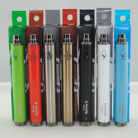Wholesale Ego Variable Voltage Usb Charger - 1650 mAh Gold Vision II Spinner 2 Various Color Variable Voltage Vaporizer Battery 510 Connection Vape Pen E Cigs Cigarette+ego usb charger