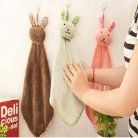 coelho de toalha de animais venda por atacado-Desenhos animados