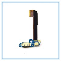 Wholesale Micros Parts - New Parts Micro Dock Connector Charging Port Flex Cable For HTC One M7 M8 E8 M9 M9 Plus M9 + USB Charging port Flex Cable Ribbon Original