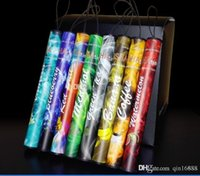 Wholesale Disposable Cigarette Shisha - NEW E ShiSha Hookah Pipe Pen Disposable Electronic Cigarette Fruit Juice E Cig Stick Shisha Time 500 Puffs DHL FREE