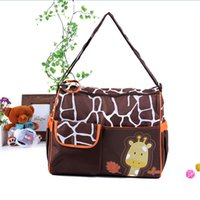 Wholesale Cheap Diaper Bag For Baby - Wholesale-UNIKIDS Baby Diaper Maternity for Mom Nappy Bag Mother Changing Mummy brand Designer stuff multifunctional nursing Bag cheap han