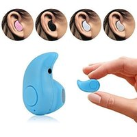 Wholesale Mini Smartphones - Mini S530 Universal Wireless Bluetooth Earphone In-Ear V4.0 Sports Stealth Headphone Phone Headset with mic Handfree For Smartphones