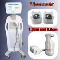 Wholesale Ups Home Use - liposonix cartridge shape up body slimmer rejuvenate skin lipo hifu ultrasound machines home use liposunix beauty equipment
