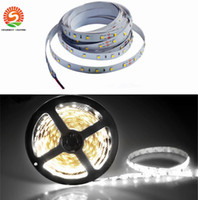 leds smd 3528 ip65 12v al por mayor-400 metros rojo bule amarillo verde blanco cálido LED luz de tira 5M Supler brillante 3528 SMD impermeable IP65 flexible 300 leds DC 12V